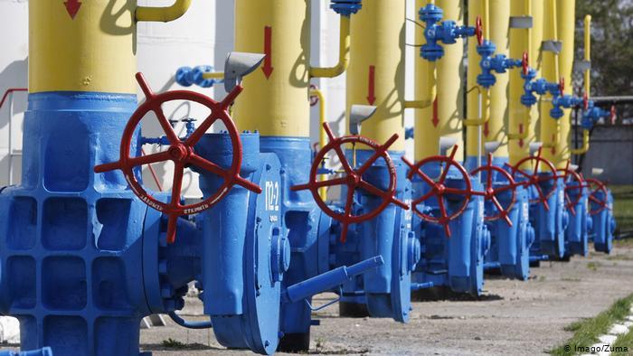 Украинская газокомпрессорная станция