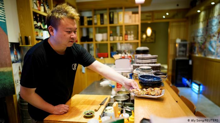 Владелец ресторана Лай Юнь