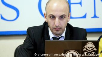 Эксперт Роскомсвободы, специалист по киберправу Саркис Дарбинян