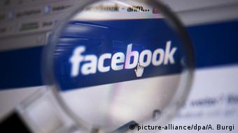 Логотип компании Facebook