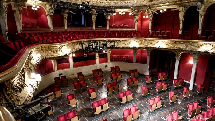 Драматический театр Berliner Ensemble