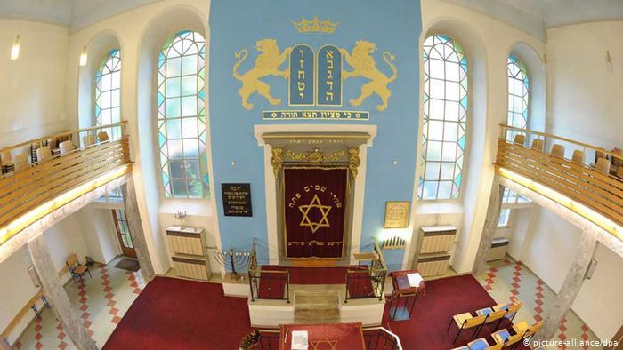 Синагога в Байройте