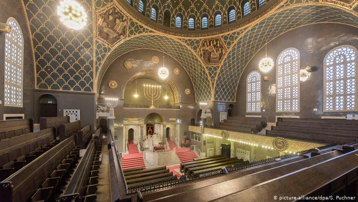 Синагога в Аугсбурге