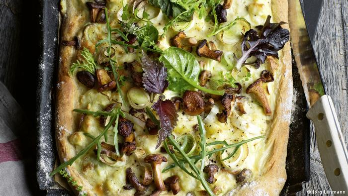 Наше кулинарное наследие - Картофельплоац