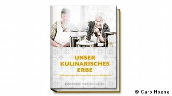 Книга Наше кулинарное наследие, издательство Becker Joest Volk Verlag
