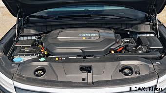 Под капотом водородного автомобиля