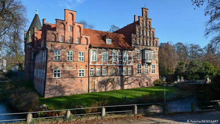 Замок Бергедорф (Bergedorfer Schloss)