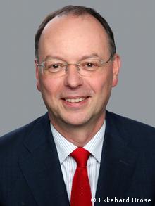 Президент немецкой Федеральной академии политики безопасности Эккехард Брозе