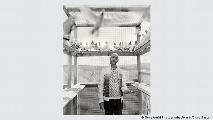 Sony World Photography Awards 2021. Craig Easton. Первое место в категории Портрет профессионального конкурса, звание фотографа года