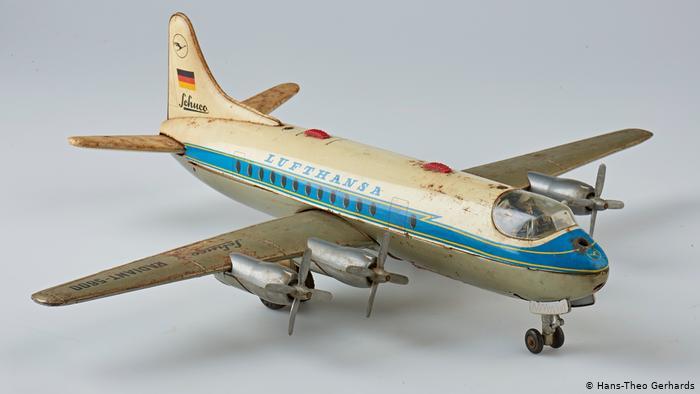 Самолет компании Lufthansa