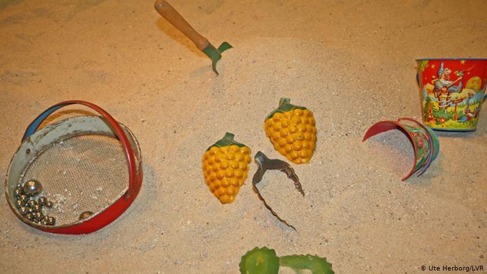 Формочки для песочницы