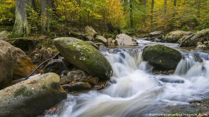Река Ильзе