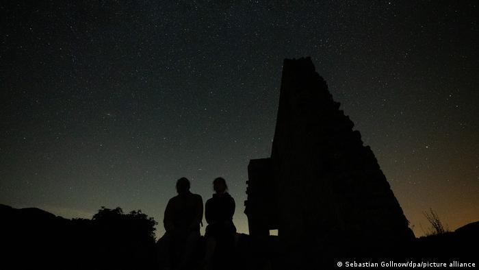 BdT Deutschland | Sternenhimmel über dem Pfälzer Wald