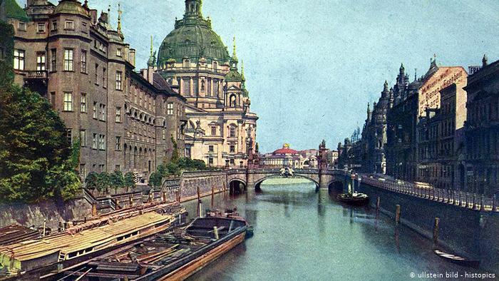 Берлинский Городской дворец, 1913 г.