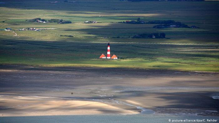 Ваттовое море (Wattenmeer), Шлезвиг-Гольштейн