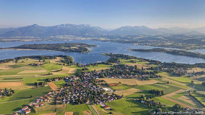 Кимзе (Chiemsee), Бавария