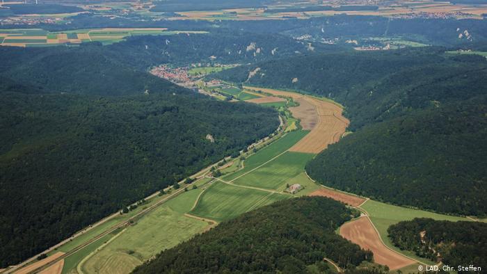Долина реки Ах