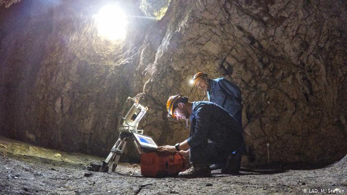 Пещера Зиргенштайн