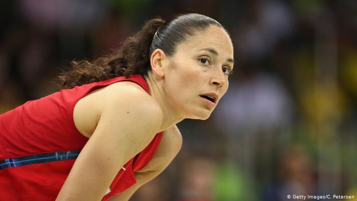 Сью Берд, баскетболистка