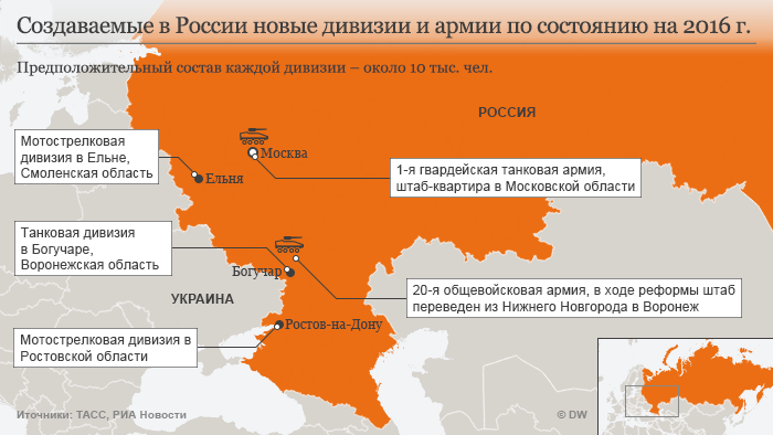 Infografik Russische Anti-Nato-Truppen Russisch