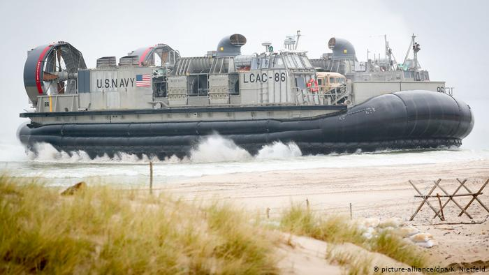 Polen Nato-Manöver Baltops (picture-alliance/dpa/K. Nietfeld)
