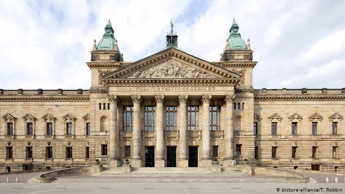 Федеральный административный суд, Лейпциг