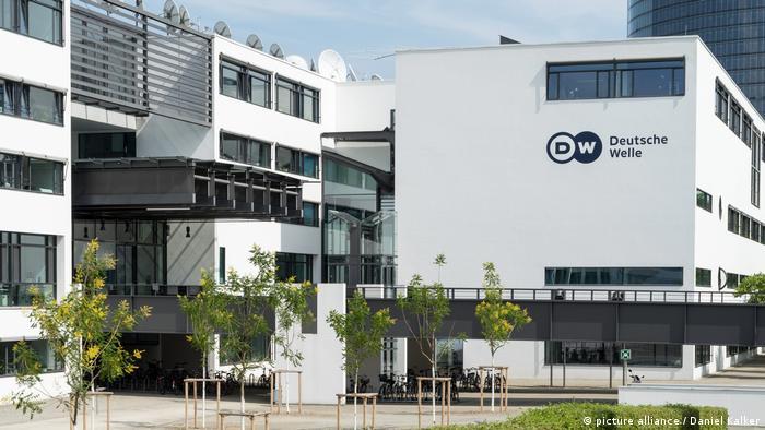 Deutsche Welle, Бонн