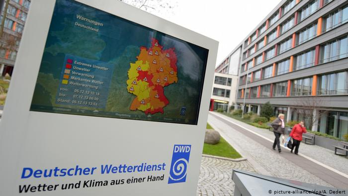 Немецкая метеорологическая служба, Оффенбах-ам-Майн