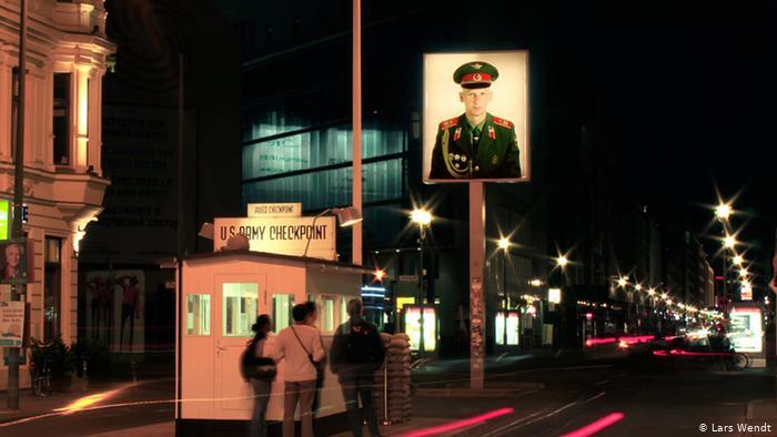 Пограничный КПП Чекпойнт Чарли