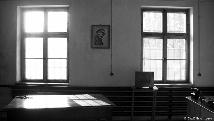 В лагере Аушвиц 1