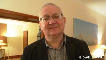 Олег Гулак, председатель Белорусского Хельсинкского комитета (фото 2019 года)