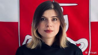 Правозащитница Виктория Федорова