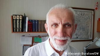 Борис Бухель, член правления Могилевского правозащитного центра (МПЦ)